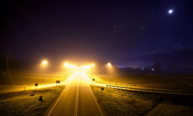 A Night Drive Leading to Inner Peace through Awareness